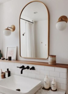Cool Bathroom Mirror Ideas That You Will Like It 05
