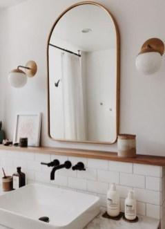 Cool Bathroom Mirror Ideas That You Will Like It 05