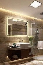 Cool Bathroom Mirror Ideas That You Will Like It 15