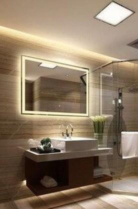 Cool Bathroom Mirror Ideas That You Will Like It 15