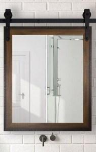 Cool Bathroom Mirror Ideas That You Will Like It 18