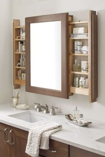 Cool Bathroom Mirror Ideas That You Will Like It 23