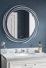 Cool Bathroom Mirror Ideas That You Will Like It 24