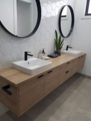 Cool Bathroom Mirror Ideas That You Will Like It 27