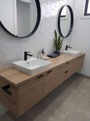 Cool Bathroom Mirror Ideas That You Will Like It 27