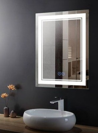 Cool Bathroom Mirror Ideas That You Will Like It 33