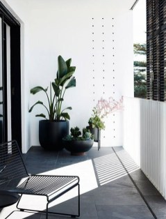 Enchanting Balcony Decoration Ideas For Apartment For A Cleaner Look 10