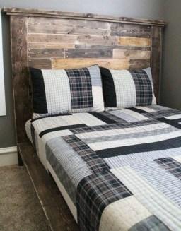 Enjoying Diy Bedroom Headboard Ideas To Make It More Comfortable And Enjoyable 03