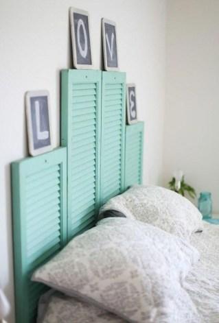 Enjoying Diy Bedroom Headboard Ideas To Make It More Comfortable And Enjoyable 13