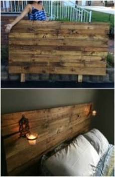 Enjoying Diy Bedroom Headboard Ideas To Make It More Comfortable And Enjoyable 19