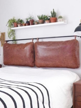 Enjoying Diy Bedroom Headboard Ideas To Make It More Comfortable And Enjoyable 25