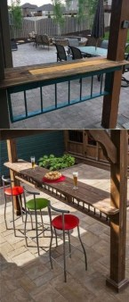 Enjoying Outdoor Bar Design Ideas To Relax Your Family 19