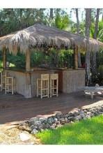 Enjoying Outdoor Bar Design Ideas To Relax Your Family 28