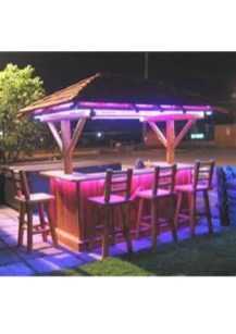 Enjoying Outdoor Bar Design Ideas To Relax Your Family 29