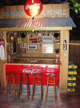 Enjoying Outdoor Bar Design Ideas To Relax Your Family 34