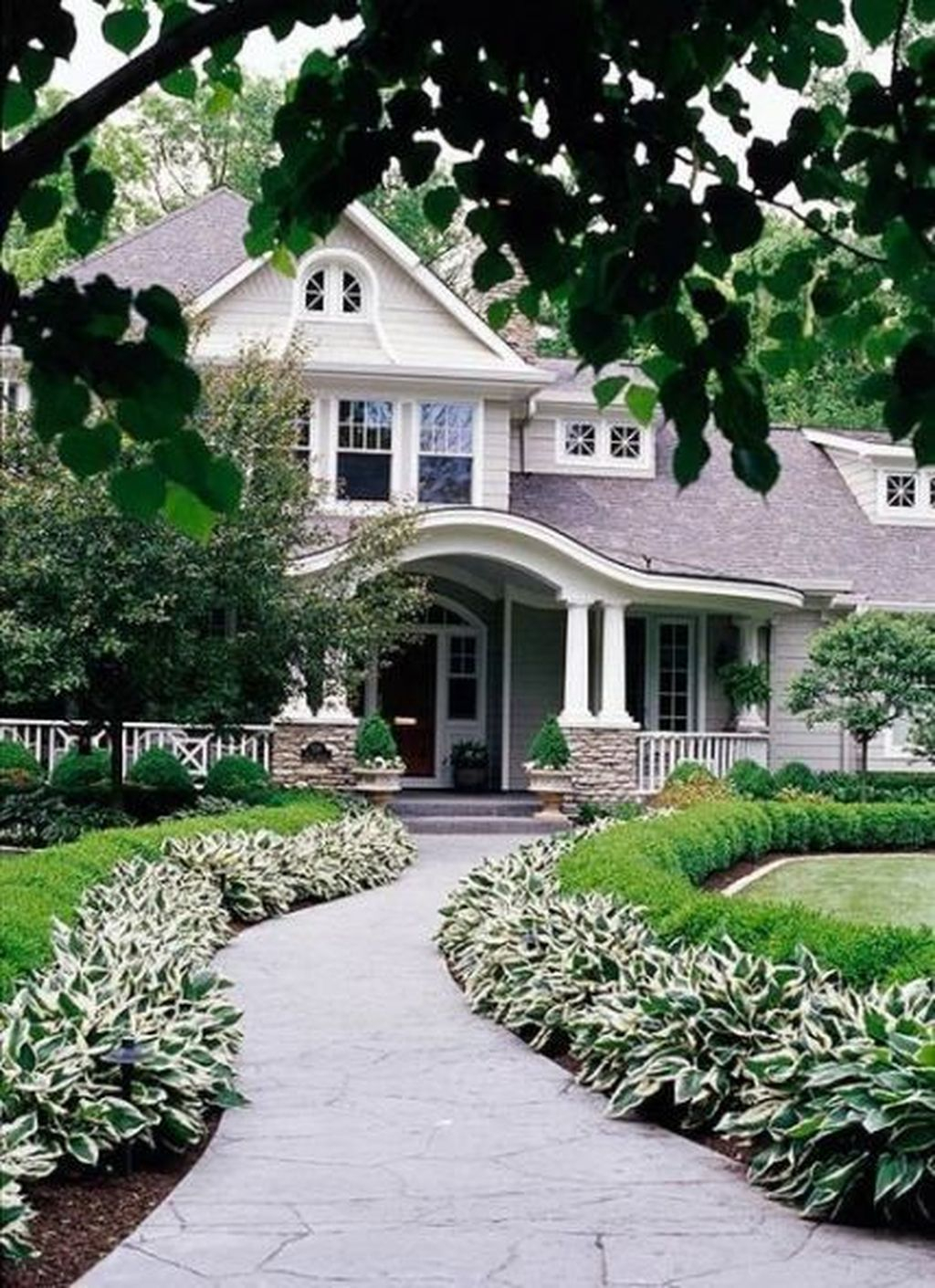 Fabulous Driveway Landscaping Design Ideas For Your Home To Try Asap 13