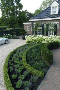Fabulous Driveway Landscaping Design Ideas For Your Home To Try Asap 14