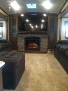 Fancy Rv Interior Design Ideas For Prepare Winter Holiday 12