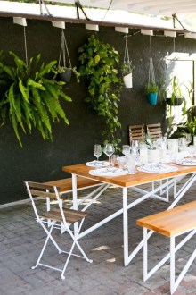 Favorite Home Patio Design Ideas With Best Hanging Plants 32