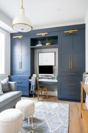 Inexpensive Home Cabinet Design Ideas For Cozy Family Room On A Budget 08
