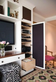 Inexpensive Home Cabinet Design Ideas For Cozy Family Room On A Budget 28
