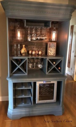 Inexpensive Home Cabinet Design Ideas For Cozy Family Room On A Budget 33