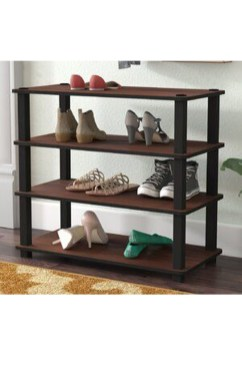 Luxury Antique Shoes Rack Design Ideas To Try Right Now 05