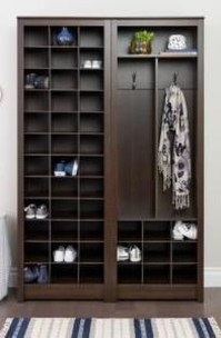 Luxury Antique Shoes Rack Design Ideas To Try Right Now 07