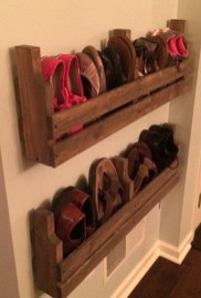 Luxury Antique Shoes Rack Design Ideas To Try Right Now 10