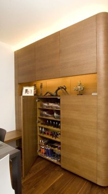 Luxury Antique Shoes Rack Design Ideas To Try Right Now 20