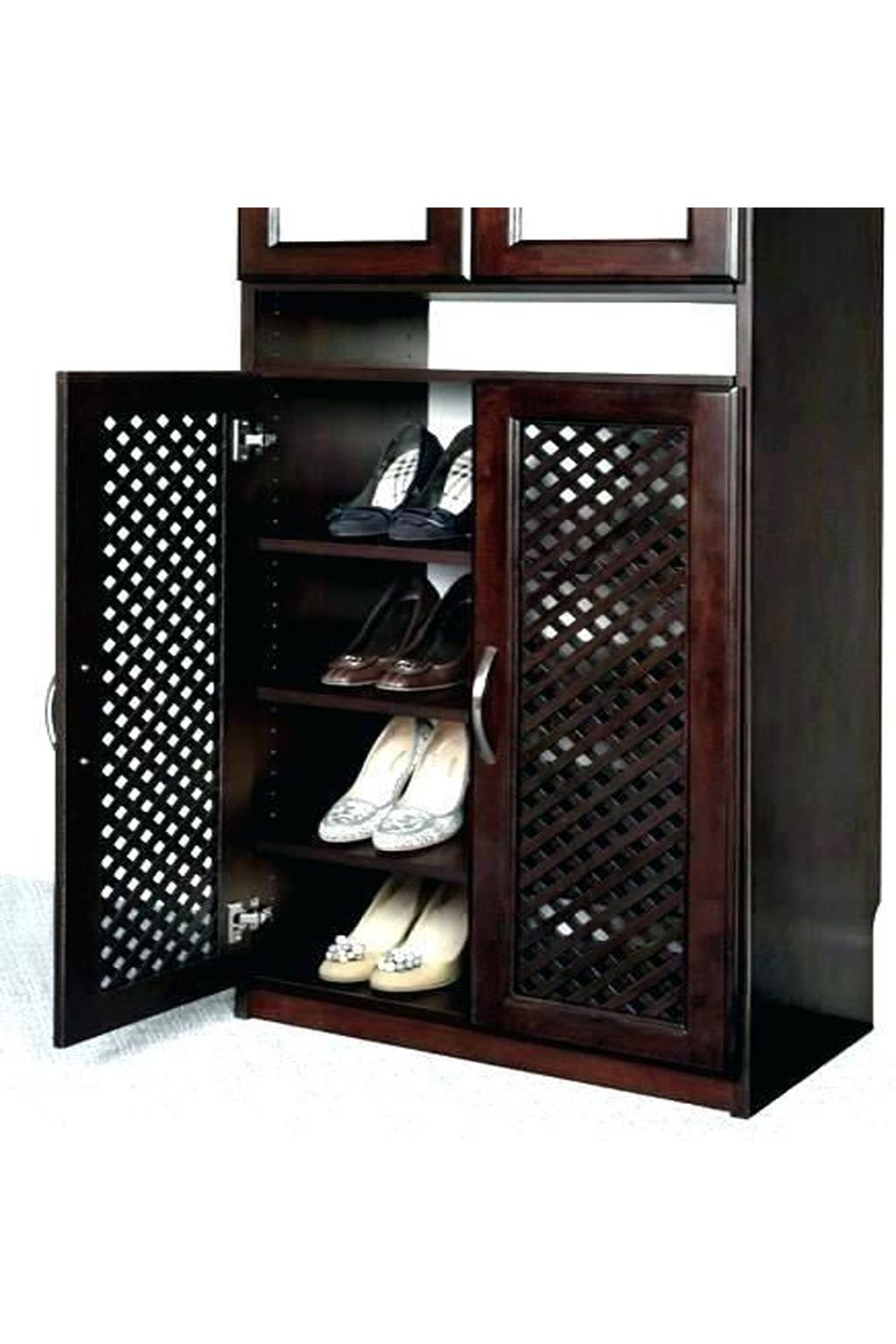 Luxury Antique Shoes Rack Design Ideas To Try Right Now 32