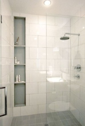 Perfect Master Bathroom Design Ideas For Small Spaces To Have 25