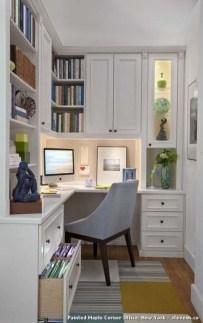 Popular Home Office Cabinet Design Ideas For Easy Organization Storage 04