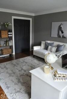 Popular Home Office Cabinet Design Ideas For Easy Organization Storage 10