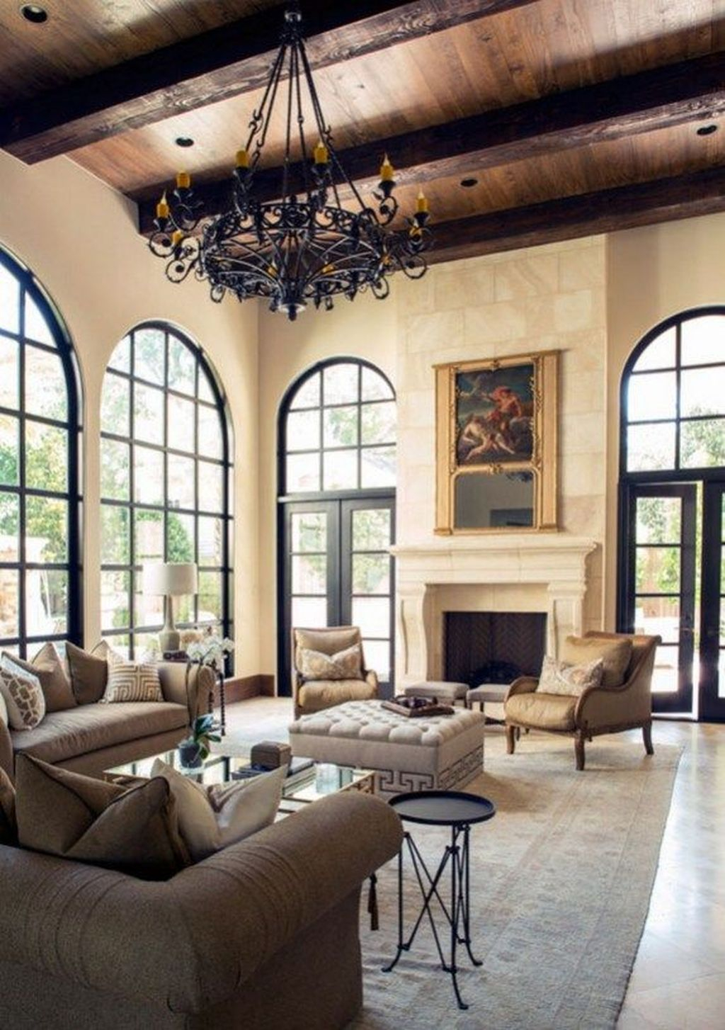 Relaxing Mediterranean Living Room Design Ideas To Try Asap 14