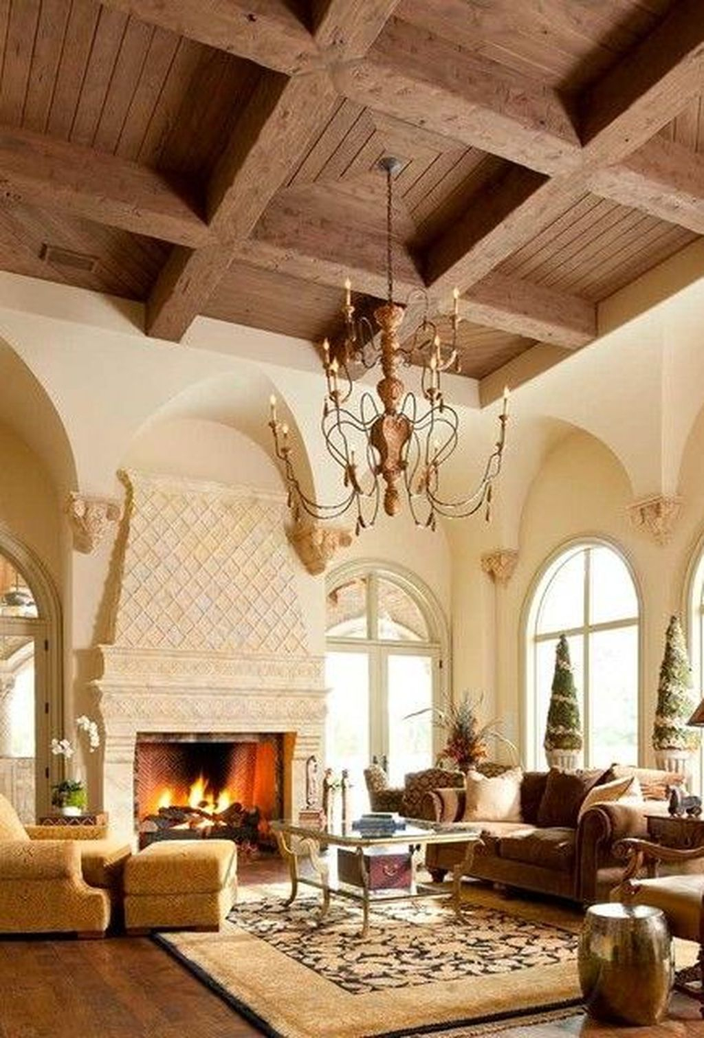 Relaxing Mediterranean Living Room Design Ideas To Try Asap 25