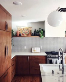 Splendid Mid Century Kitchen Design Ideas To Try 32