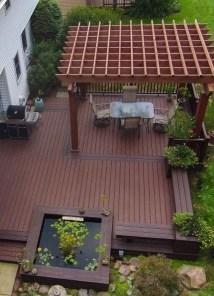 Superb Diy Wooden Deck Design Ideas For Your Home 05