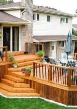 Superb Diy Wooden Deck Design Ideas For Your Home 08