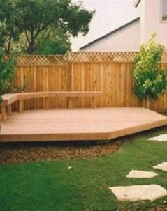 Superb Diy Wooden Deck Design Ideas For Your Home 10