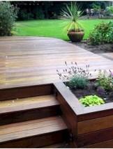 Superb Diy Wooden Deck Design Ideas For Your Home 11