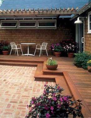 Superb Diy Wooden Deck Design Ideas For Your Home 25