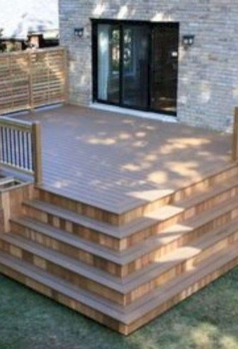 Superb Diy Wooden Deck Design Ideas For Your Home 32