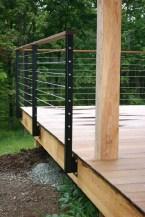 Superb Diy Wooden Deck Design Ideas For Your Home 34