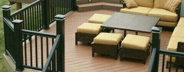 Superb Diy Wooden Deck Design Ideas For Your Home 36