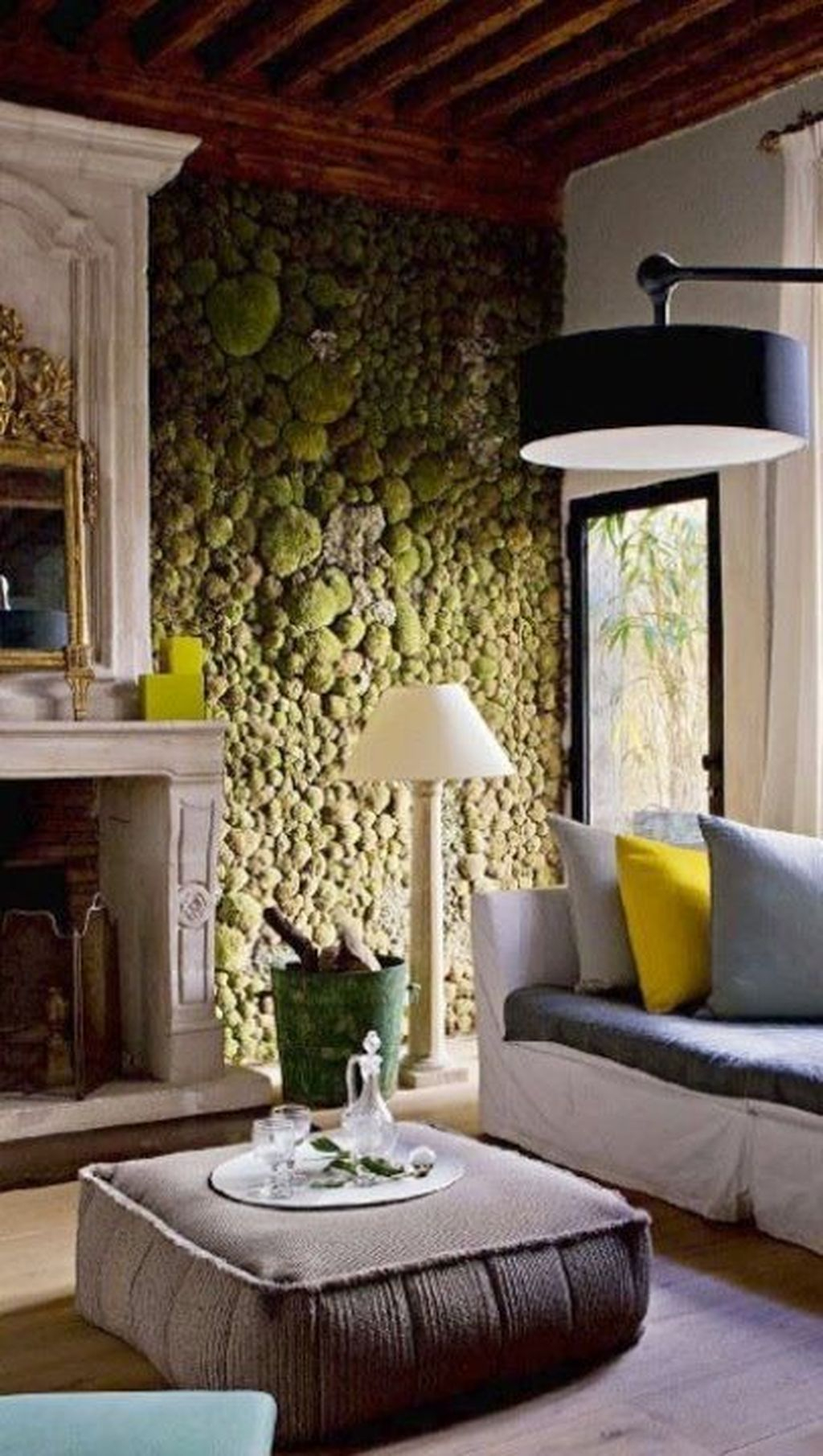 Delicate Natural Moss Wall Art Decorations Ideas To Try Right Now 06