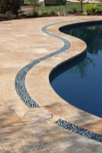 Elegant Black Swimming Pool Design Ideas That All Men Must Know 29