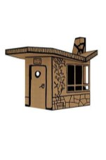 Enchanting Cardboard Playhouse Design Ideas For Kids That You Will Love It 23