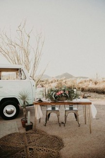 Gorgeous Wedding Theme Ideas With Vw Car Party To Have Right Now 19