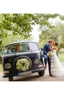 Gorgeous Wedding Theme Ideas With Vw Car Party To Have Right Now 20